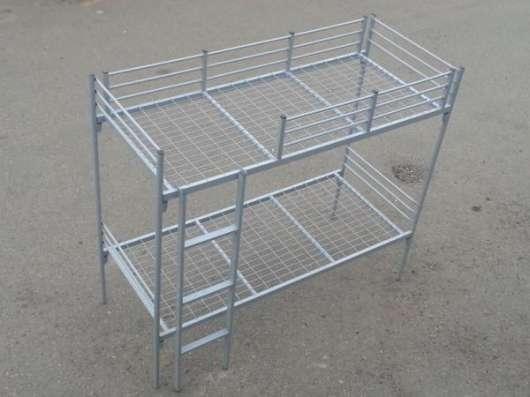 Кровати металлические купить в Москве Фото 1
