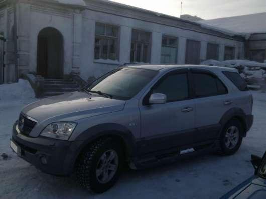 Продажа авто, Kia, Sorento, Автомат с пробегом 220 км, в Омске Фото 3