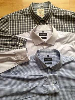 Мужские рубашки на весну