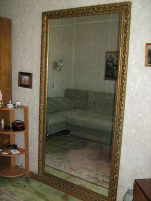 Зеркало 2 метра на 1 метр в Иркутске Фото 1