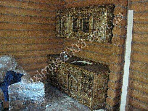 Мебель искусственно состаренная