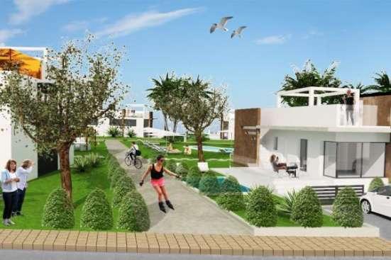 Недвижимость в Испании, Бунгало с видами на море в Бенидорме