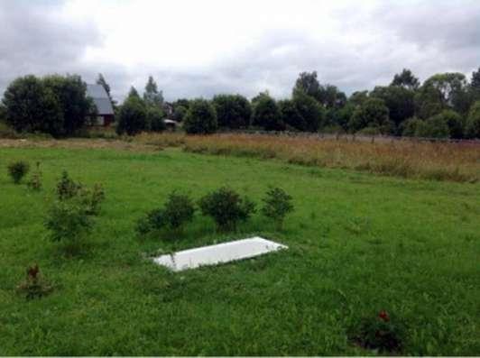 Продается земельный участок в деревне Бородавкино, Можайский р-он, 132 км от МКАД по Минскому шоссе.