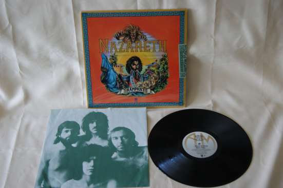 NAZARETH-1974 Made In USA.
