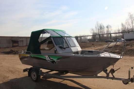 Продаем катер (лодку) Berkut M-TwinConsole в Ярославле Фото 3