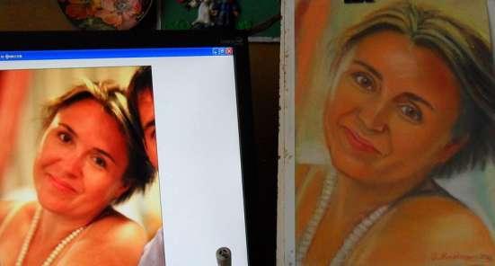 Нарисую портрет по фото не дорого