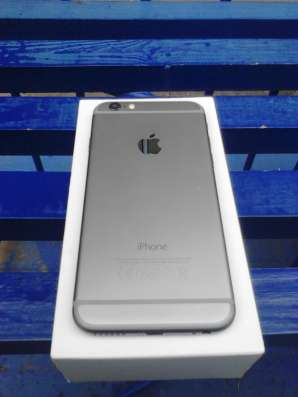 IPhone 6, Space Gray, 64 GB