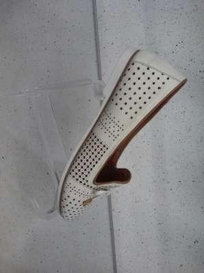 Кожаная обувь
