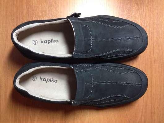 Ортопедические ботинки(замшевые),(новые),(размер 41)