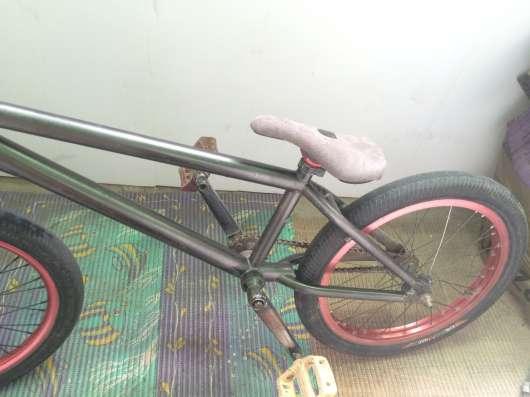 BMX stark madness Велосипед