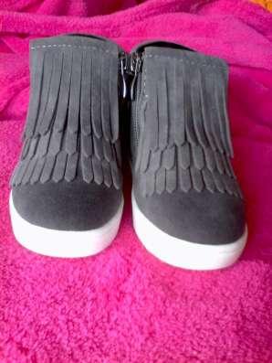 Стильные ботиночки унисекс