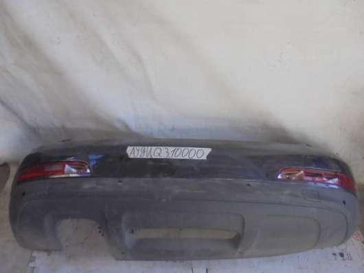Задний бампер Audi Q3