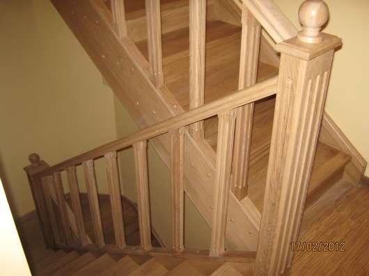 Лестницы и двери