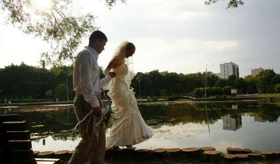 Профессиональная видеосъемка свадеб в Москве Фото 3
