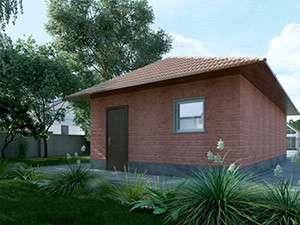 Несъемная опалубка для возведения фундаментов, домов, гаража в Уфе Фото 3