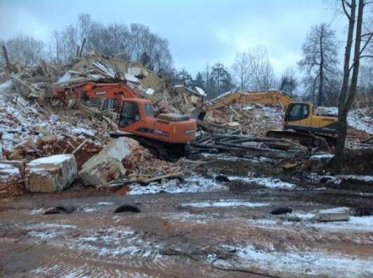 Демонтаж всех видов построек,стен,перегородок,металлоконстру в Саратове Фото 4