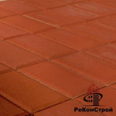 Плитка тротуарная, Прямоугольник в Белгороде Фото 1