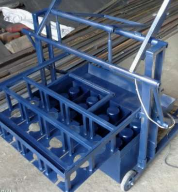 оборудование для производства блоков ВСШ в г. Самара Фото 5