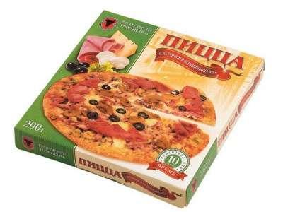 Картонные короба для пиццы