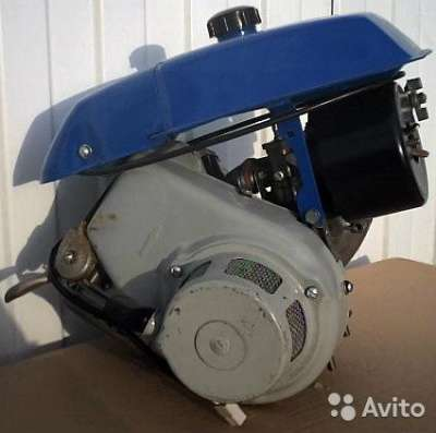 двигатель мотокультиватора Крот