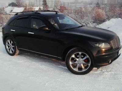 подержанный автомобиль Infiniti FX35, цена 650 000 руб.,в Красноярске Фото 3