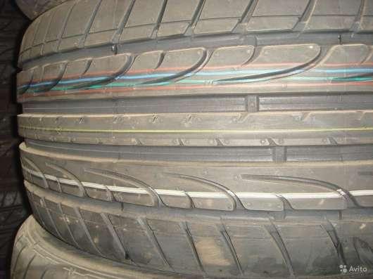 Новые ROF разноширокие R21 Dunlop 325/30 и 285/35