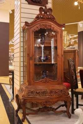 Шкаф-витрина в Москве Фото 5