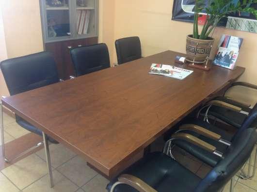 Стол для переговоров «Gamma-Lux»