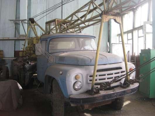 Продам Спец. автомобиль автокран Зил-431410