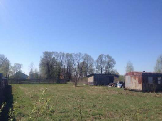 Продается земельный участок 17 соток (под ЛПХ) в д. Игумново, вблизи города Можайск 94 км от МКАД по Минскому шоссе.