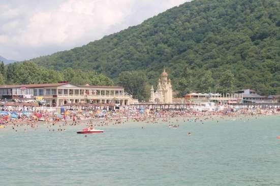 Гостевой дом на Черном море курорт Архипо-Осиповка в Геленджике Фото 1