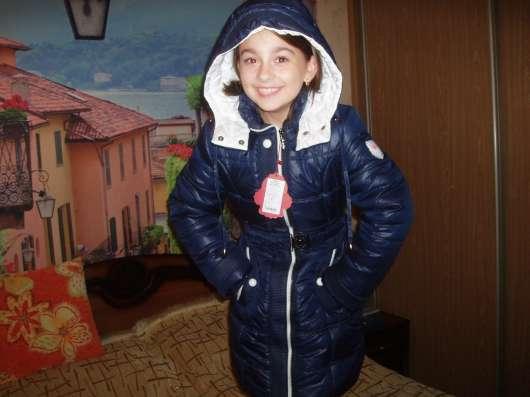 Новое зимнее пальто для девочки в г. Минск Фото 1