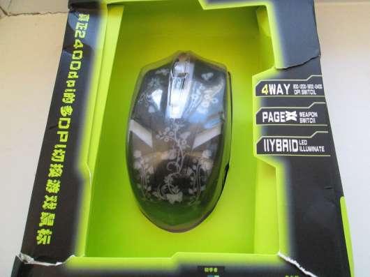Мышка игровая в Кемерове Фото 3