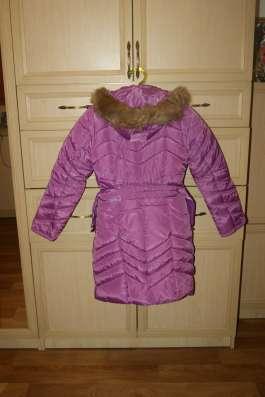 Зимнее пальто на девочек в г. Симферополь Фото 1