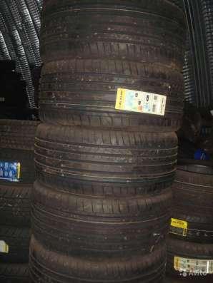Новые разноширокие R18 Dunlop 235/40 и 255/35 в Москве Фото 2