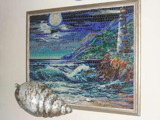 Мозаика панно в Москве Фото 3
