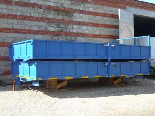 Изготовление бортовых платформ на все виды грузовиков в Миассе Фото 5