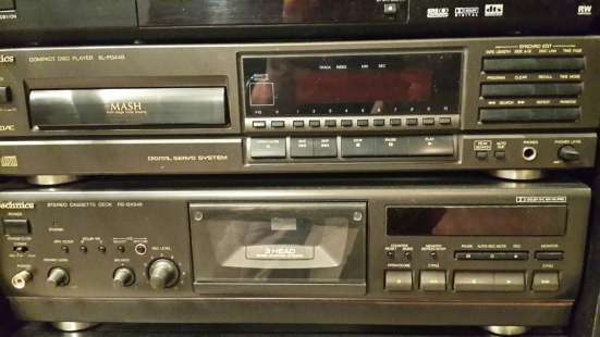 Продам аудиотехнику