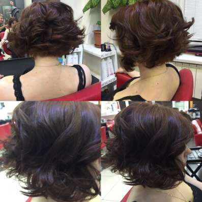 Окрашивание волос, стрижки, полировка, горячие ножницы