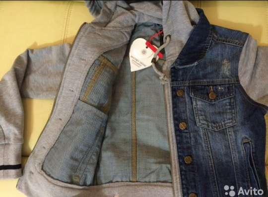 Джинсовая куртка Whitney в Новосибирске Фото 1