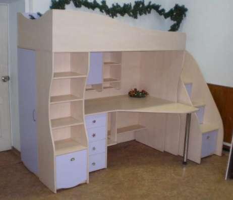 Мебель для детских комнат, недорого от производителя