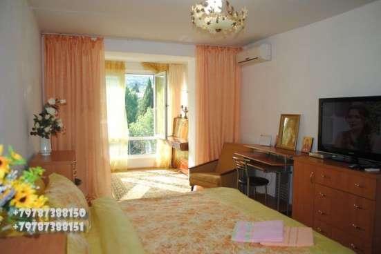 Двухкомнатная квартира для отдыха в Гурзуфе