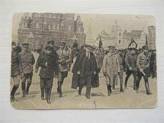 Почтовые карточки 1-ой трети 20 века-5 шт в г. Ереван Фото 4