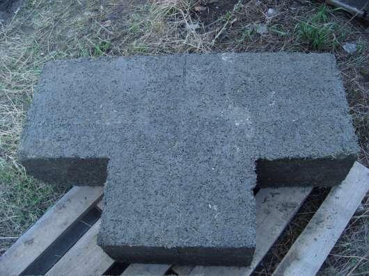 Арболитовый блок, тетрис в Екатеринбурге Фото 2