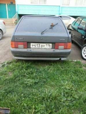 автомобиль ВАЗ 2113