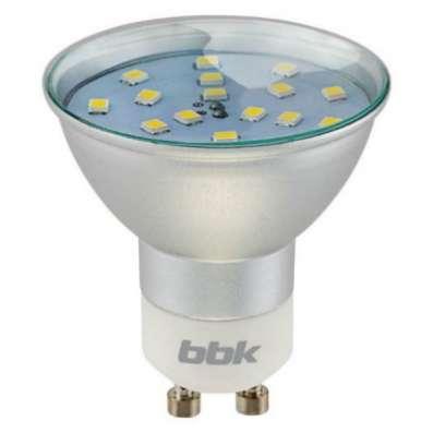 Светодиодная лампа BBK 3.2Вт. GU10 в Воронеже Фото 1