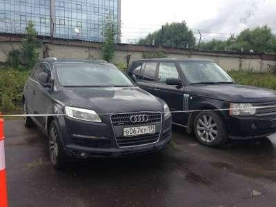 внедорожник Audi Q7, цена 840 000 руб.,в Москве Фото 3