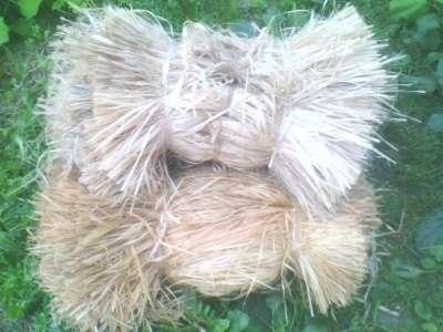 Мочало(лыко),веники банные