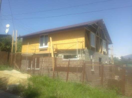 Недостроенный дом в Молдовке