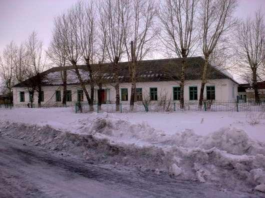 Нежилое здание общ. площ. 353 кв. м. земельный участок в г. Куйбышев Фото 2